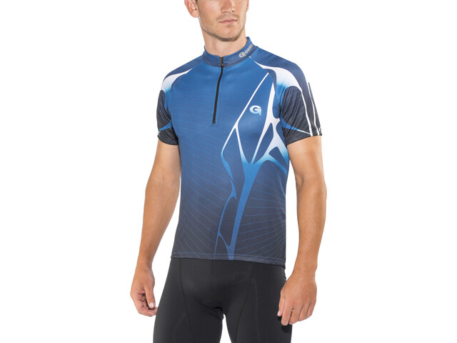 Gonso Udo Maillot de cyclisme Homme, imperial blue
